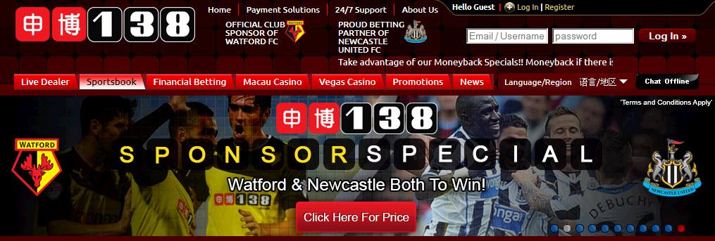 Vegas casinos sports betting